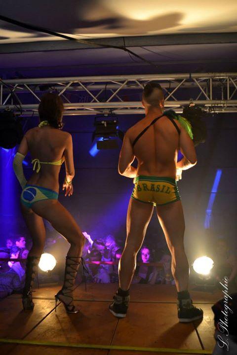 adriano et stella show brasil