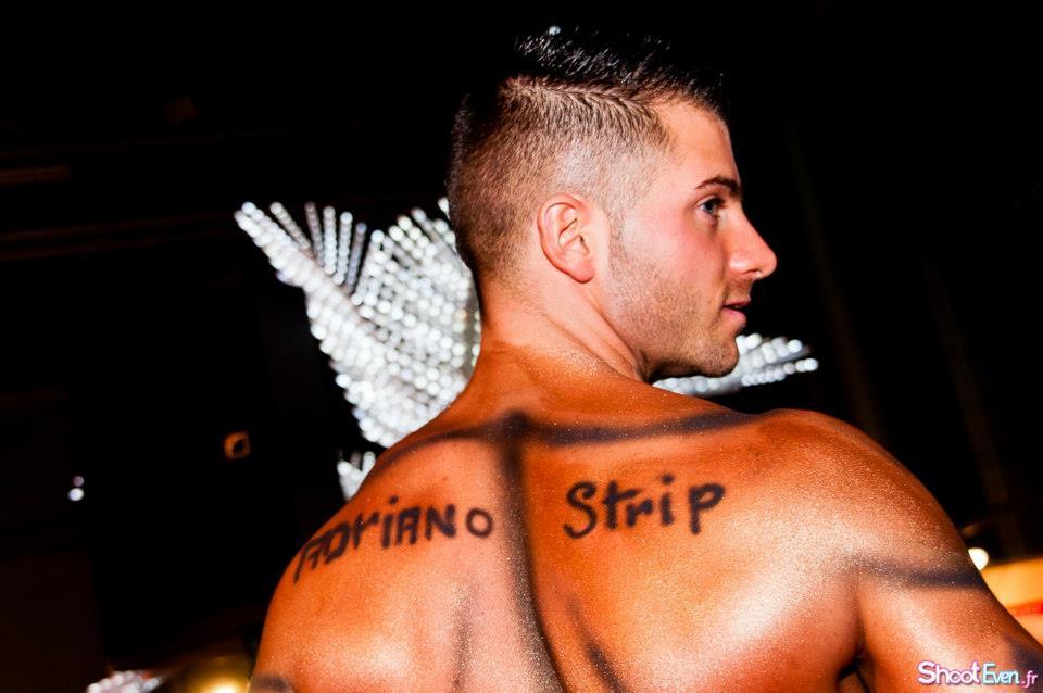 stripteseur nancy adriano lorraine