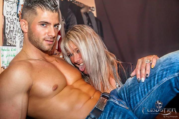 Adriano Stripteaseur Muhlouse